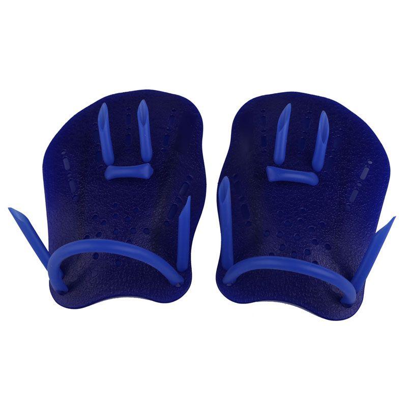 Schwimmen Schwimmhäute Handschuhe Frosch Finger Fin Paddle Tauchen Handschuhe Palm Hand Tragen Schwimmen Tauchausrüstung