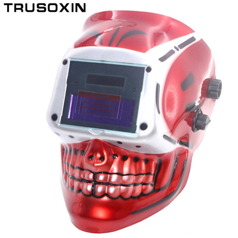 AAA battery+Solar auto welding mask /welding helmet/welder cap/goggle face mask for TIG MIG MMA MAG welding equipment