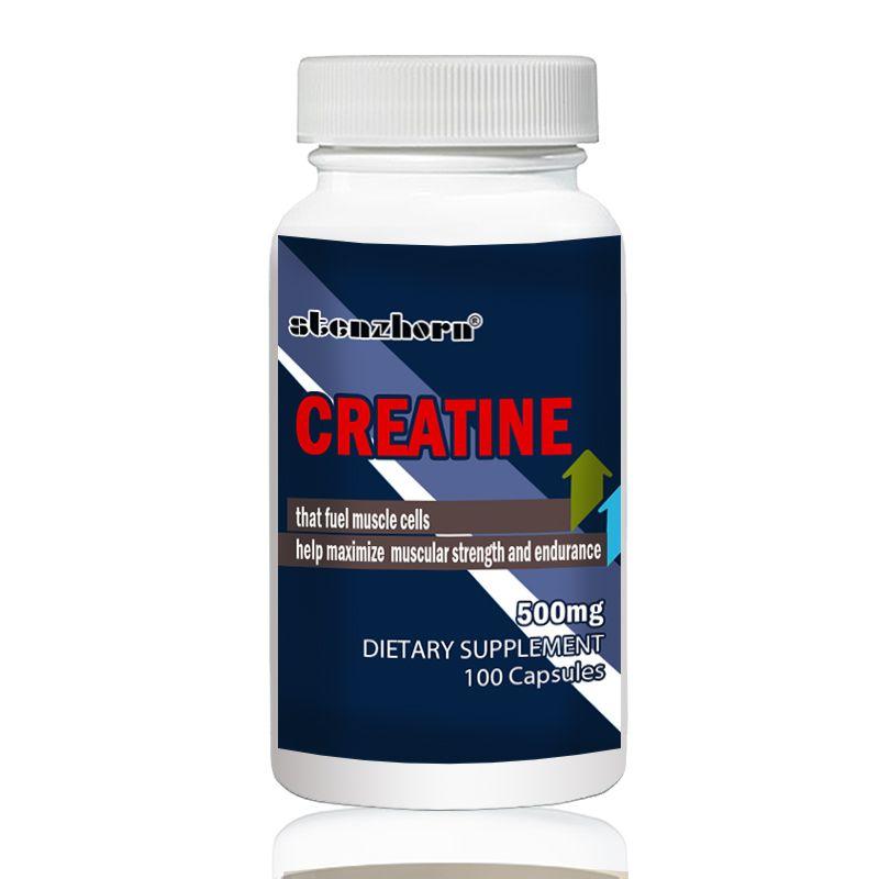 Kreatin 500 mg 90 stücke Kreatin hilft steigern energie Kreatin kann helfen, erhöhen körper masse und größe