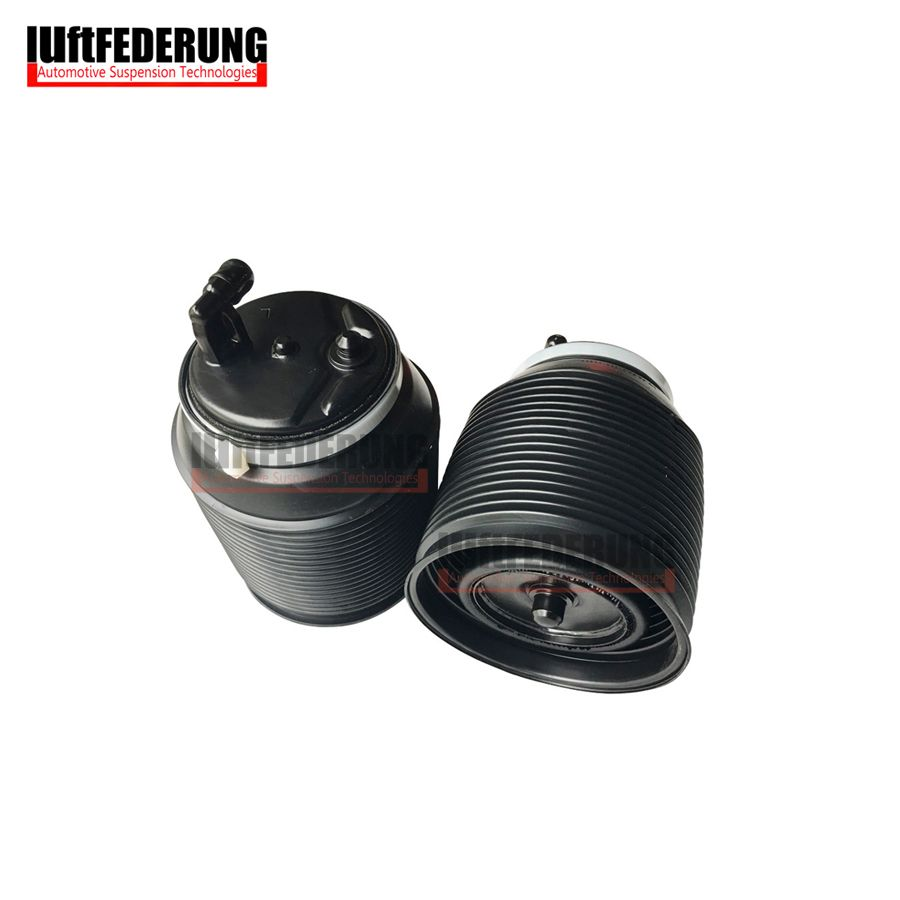 Luftfederung <font><b>2pcs</b></font> 2003-2009 Rear AirBag Air Spring Suspension Air Shock 4Runner GX470Prado 4809035011 4808035011