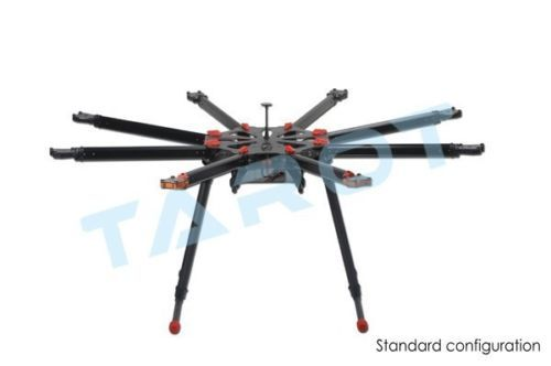 TAROT X8 ALLE OCTA copter Kit mit Elektrische retractable landing skids set TL8X000