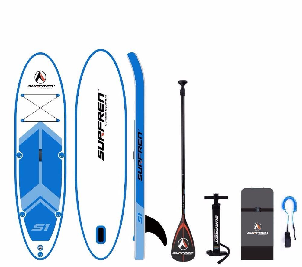 SURFREN305 * 81*15 aufblasbare surfbrett stand up paddle board body board surfbrett body board paddel boot 3651 kajak boot