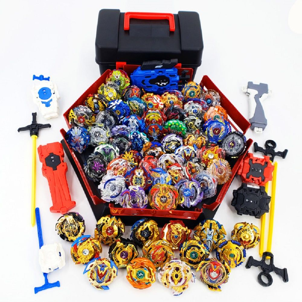 Toupie Burst Arena Launchers Beyblades Metal Fafnir Avec God Spinning Top Bey Blade Blades Classic Toys For Kids