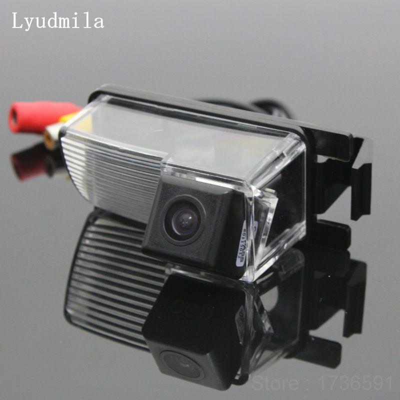 Lyudmila pour Nissan Almera Classic 2006 ~ 2013 caméra de recul caméra de recul/caméra de recul/Vision nocturne HD CCD