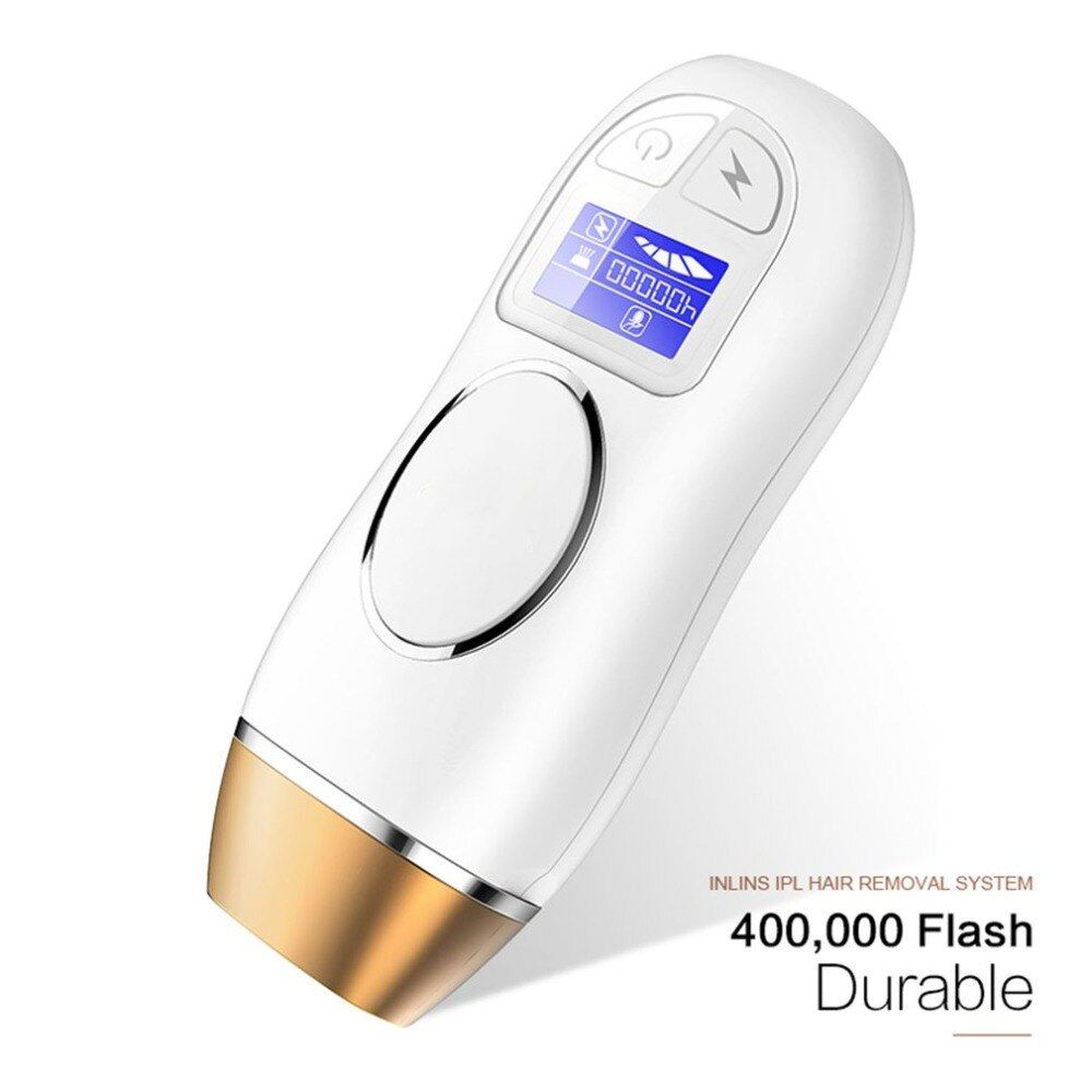 IPL Epilator Permanent Hair Removal Touch LCD Display depilador a laser Bikini Trimmer Photoepilator 400K Outbreaks Newest