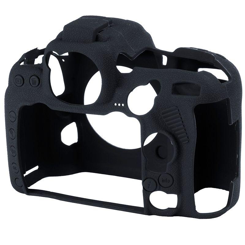 Qeento sac pour appareil photo reflex de haute qualité pour appareil photo NIKON D500 housse de sac pour appareil photo léger pour D500-noir