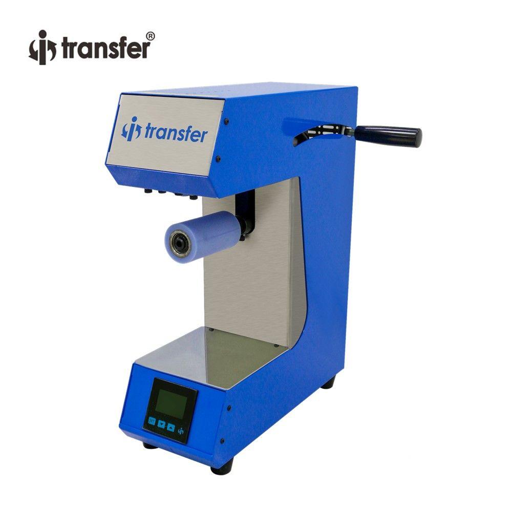 Ich-transfer Multifunktions Zweck Verwenden 360 Grad Rollen Wärme Presse Transfer Sublimation Maschine Drucker HPM37