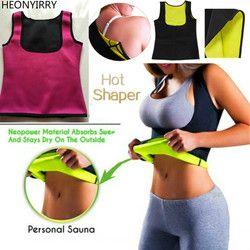 Women hapewear Push Up Vest Slimming Belt Waist Trainer Tummy Belly Girdle Slimming Weight Loss Waist Trainer Face Lift