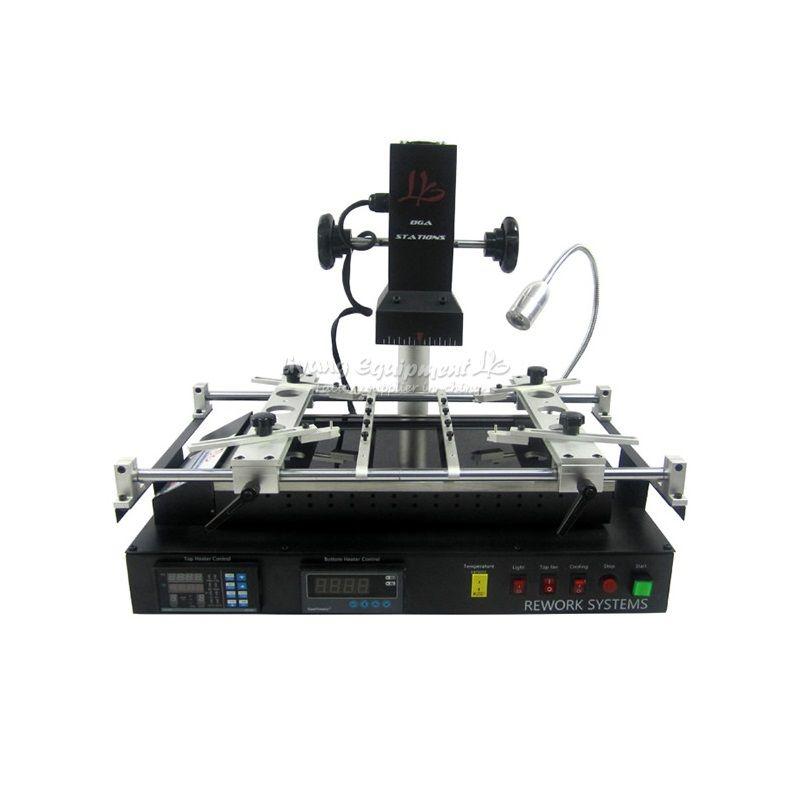 IR8500 BGA rework station with Germany elstein heating plate upgraded from IR 8500 bga reballing machine