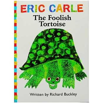 The Foolish Tortoise By Richard Buckley Educational English Picture Book Learning Card Story Book For Baby Kids Children Gifts