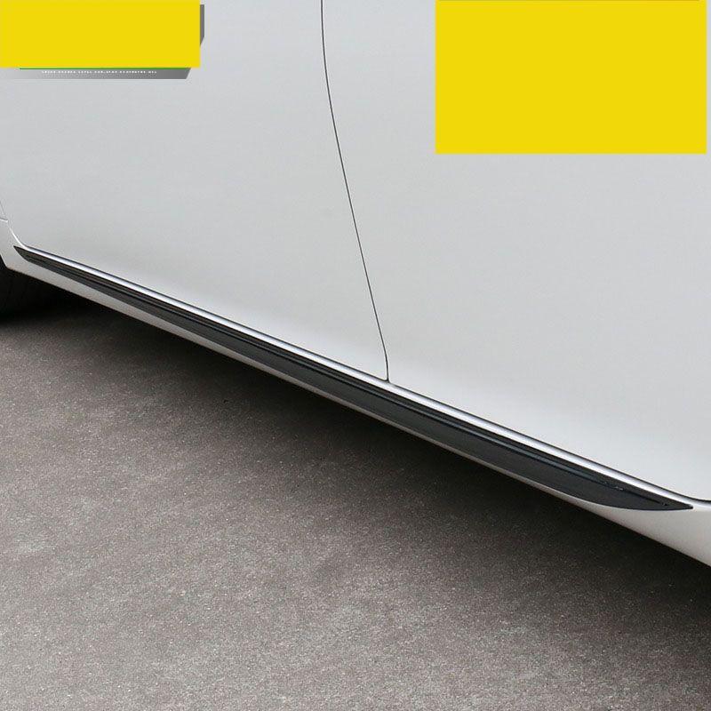 Lsrtw2017 edelstahl auto körper trimmt für lexus es200 es250 es300h 2012 2013 2014 2015 2016 2017 2018 xv60