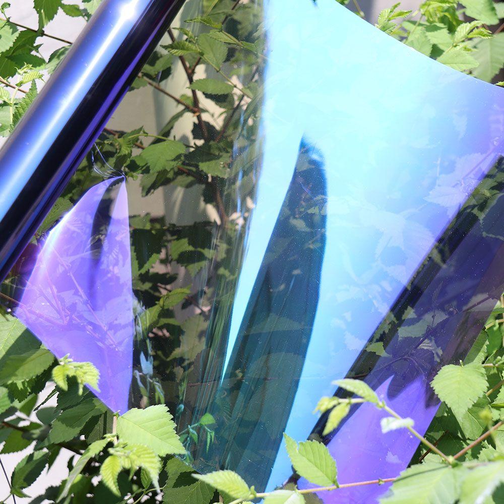 VLT23% Car Side Back Window Nano Ceramic Tint Solar Film Privacy Protection Heat Control Self-adhseive Anti UV Vinyl 1.52x5m