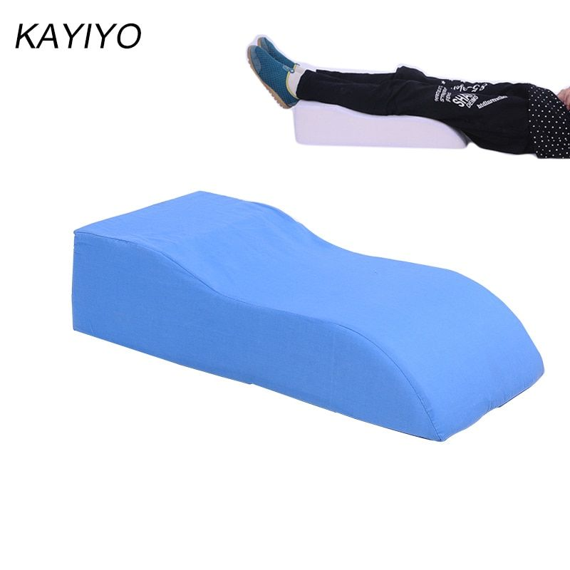 KAYIYO S Foam Leg Rest Cushion Bed Wedge Pillow For Patient Leg Elevation Back Lumbar Support Cushion Comfortable Cushion