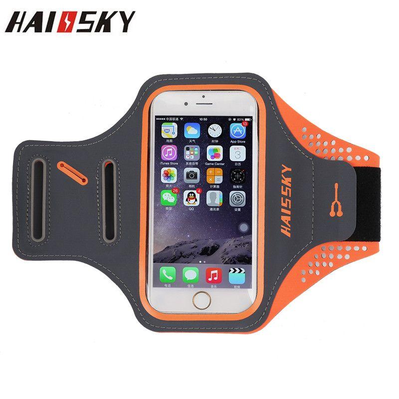 Haissky Gym Bike Zyklus Joggen Rennen Sport Telefonkasten Für iPhone 6 6 S Samsung Galaxy S3 S4 S5 S6 Xiaomi Mi5 huawei P10 Abdeckung