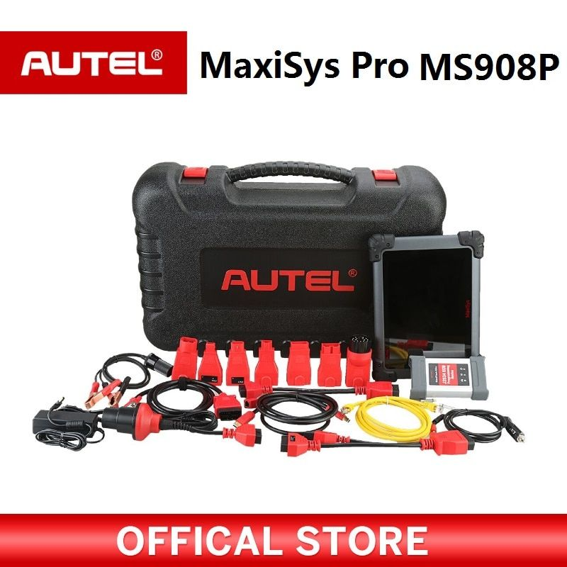 Autel Maxisys Pro MS908P Automotive Diagnostic Scanner With ECU Coding and J2534 programming (Same function as Maxisys Elite)