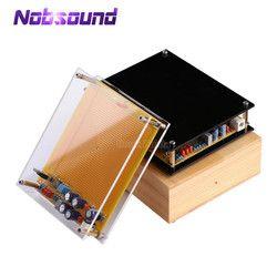 Nobsound Hi-fi 7.83Hz Schumann Resonansi Frekuensi Rendah Pulse Generator & Audio Resonator untuk Tidur Santai