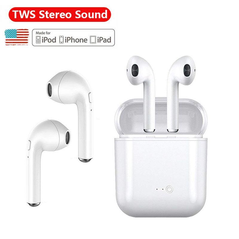 I7S audifonos bluetooth écouteurs fone de ouvido Sans Fil Casque auriculares inalambrico Sport écouteurs casque pour tous les téléphones