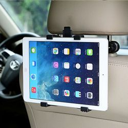 Car Back Seat Tablet Stand Headrest Mount Holder for iPad 2 3 4 Air 5 Air 6 ipad mini 1 2 3 Tablet SAMSUNG PC Stands Universal