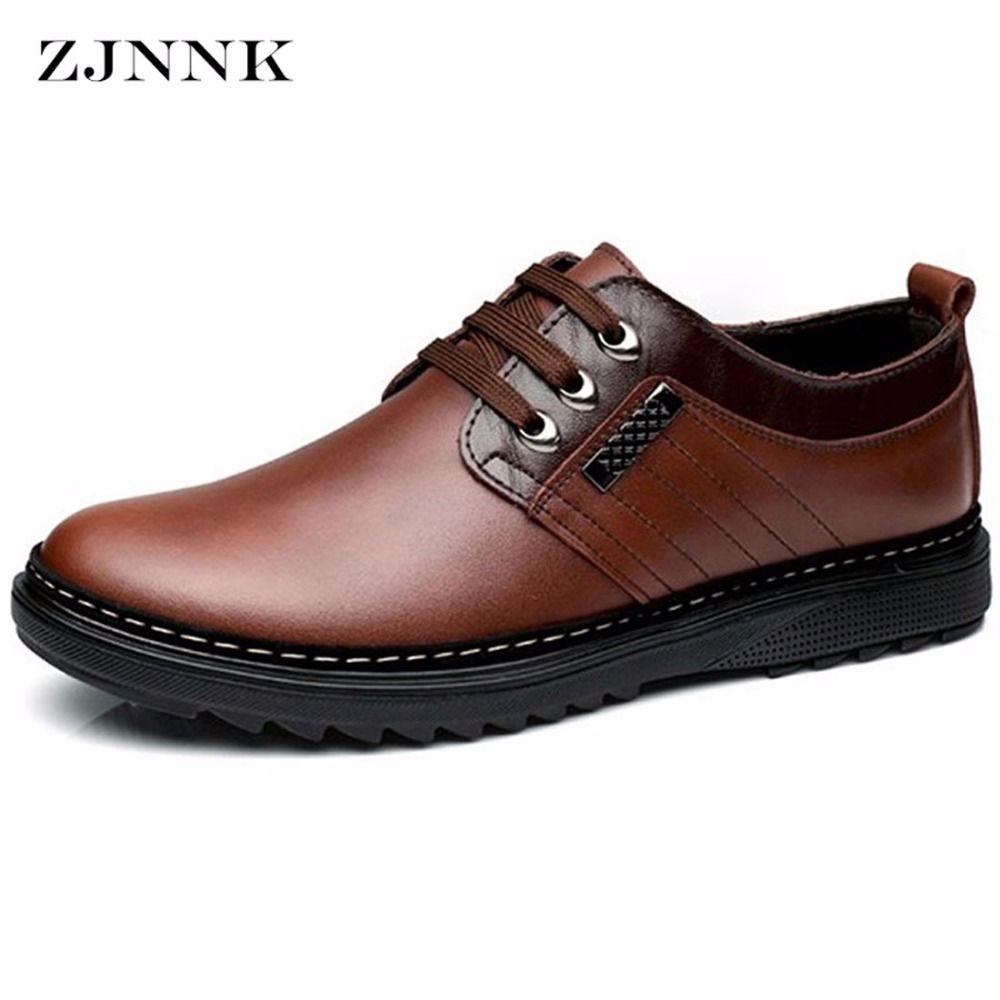 Zjnnk фабрики Розетки Для мужчин повседневная обувь ручной работы Для мужчин S Обувь Модная Zapatos Hombres бренд Кружево-Up Мужские кожаные туфли