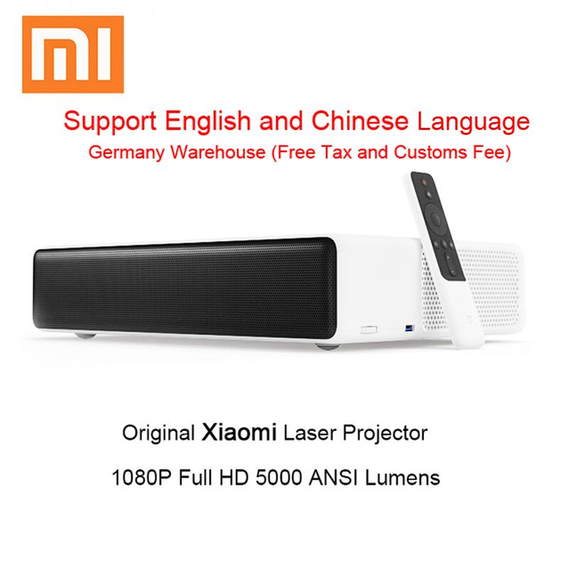 Original Xiaomi Mijia Laser Projection Projector TV 150