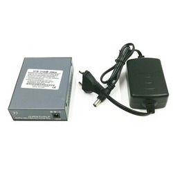 1 PCS HTB-3100 B sisi 10/100 M RJ45 1310nm 25 KM Single Mode Simplex Serat Optik Serat Optik Media Converter