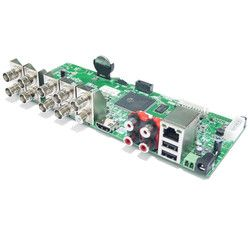 CCTV H.264 Network Video Recorder 16 Channel 1080P NVR/ 8 Channel 1080N AHD/CVI/TVI/CVBS,HDMI,5 in 1 DVR Main BOARD wholesale