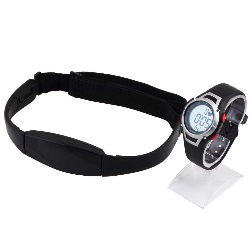 Лидер продаж сердечного ритма Мониторы Спорт Фитнес часы пользу открытый Велоспорт Спорт Водонепроницаемый Беспроводной с нагрудный реме...