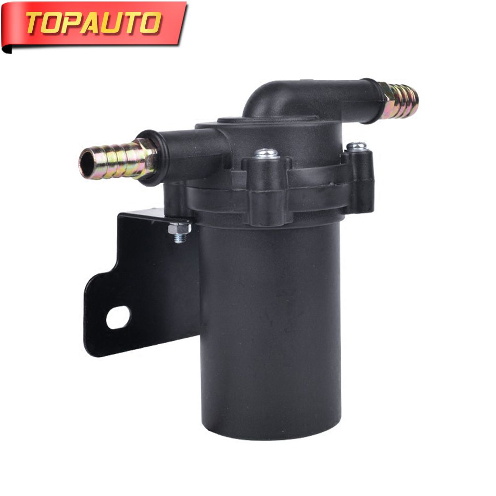TopAuto 12V 24V 12W Car Water Pumps Automatic Strengthen A/C Heating Accelerate Water Circulation Pump Winter Auto Heat A/C Temp