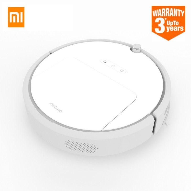 New Roborock Xiaowa Xiaomi MI Robot Vacuum Cleaner 3 for Home Automatic Sweeping Dust Sterilize Smart Planned Mobile App Remote