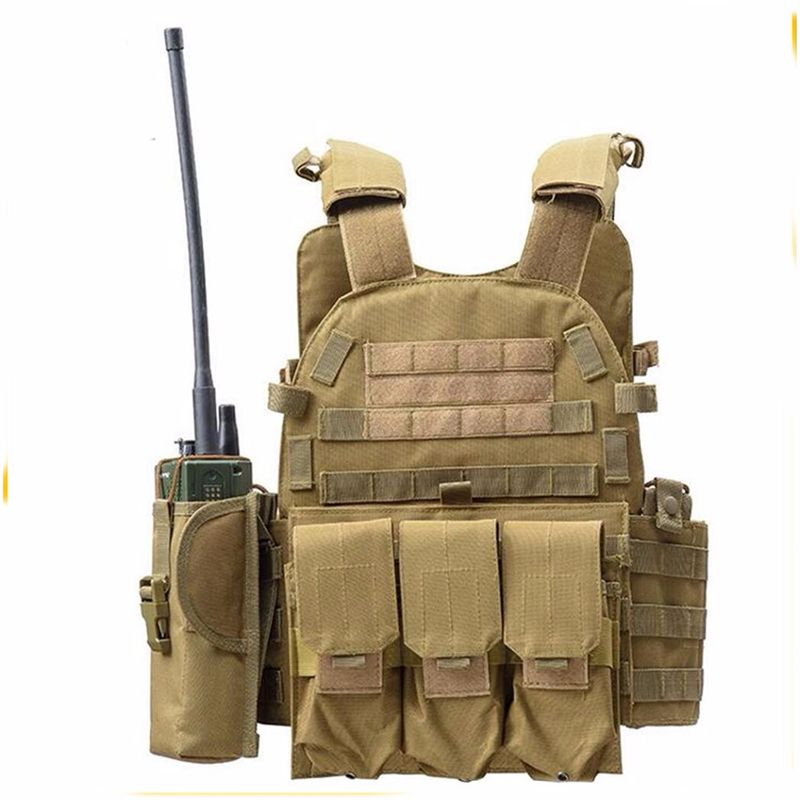 Jagd Taktische Zugehörigkeit Körper Rüstung GPA Platte Träger Weste Munition Magazin Chest Rig Airsoft Paintball Getriebe Belastung Tragen Westen