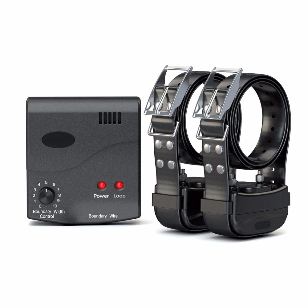 Safe Electric Pet Containment with waterproof Electric Dog Fence System