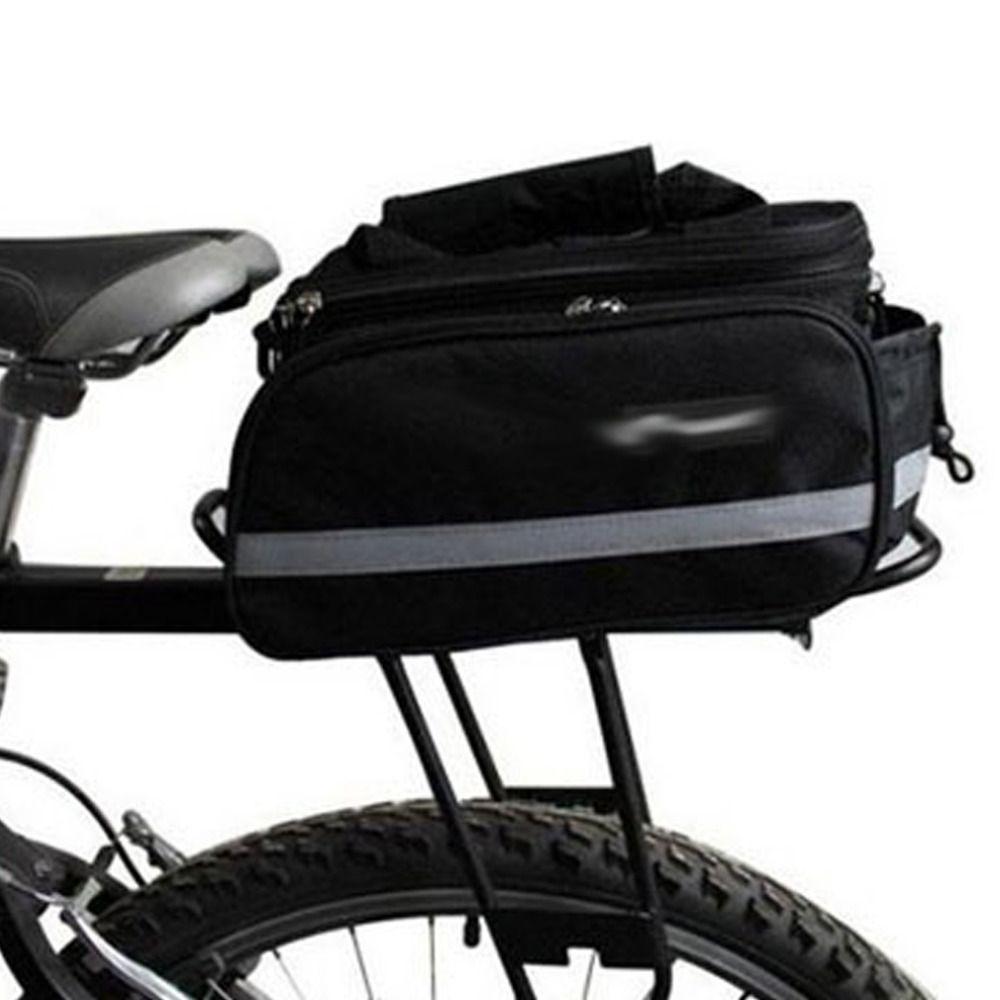 ROSWHEEL Radfahren Fahrrad Bike Rear Seat Bag Rack Stamm Griff Handtasche Speicher freies verschiffen