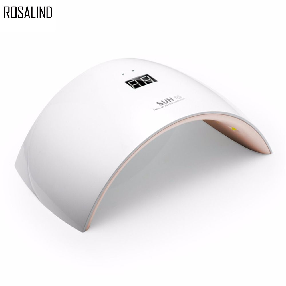 ROSALIND SUN9c SUN9s 24W SUN9c Plus 36W UV LED Lamp for nails LED Dryer Polish Machine for Curing Nail Gel Art Tools