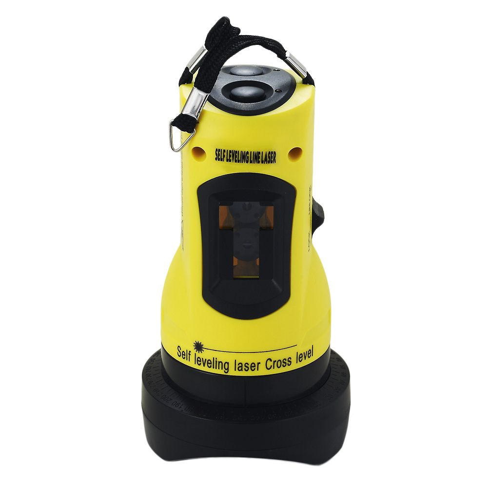 ZH-SL202 Household 2 Lines Cross Laser Level 360 Rotary Cross Laser Line Leveling Can Be Used with Outdoor Receiver Best Quality