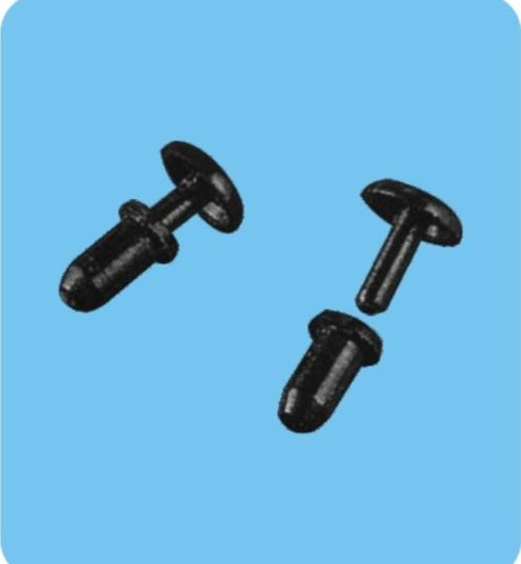 R3090  Nylon Snap rivets pcb support spacer