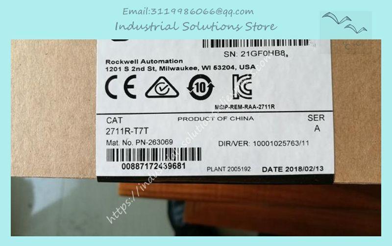 Neue box original HMI MODUL 2711R-T7T 1 jahr garantie