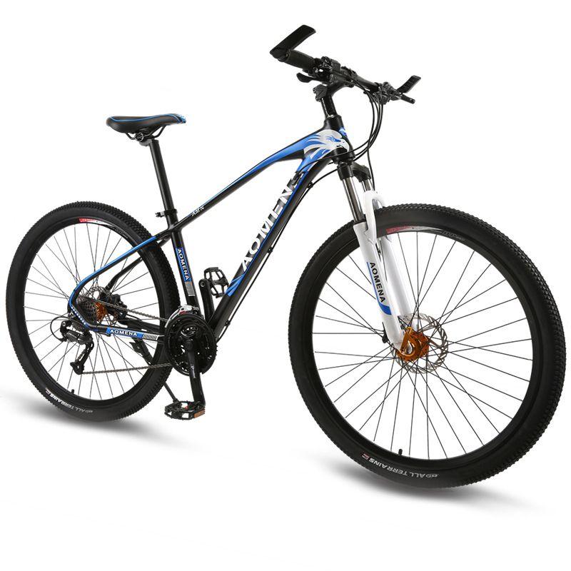Fahrrad Mountainbike 27 Geschwindigkeit 29 zoll Räder Dual Disc Bremse Aluminium Rahmen MTB Fahrrad Hydraulische bremse rennrad Neue produkt