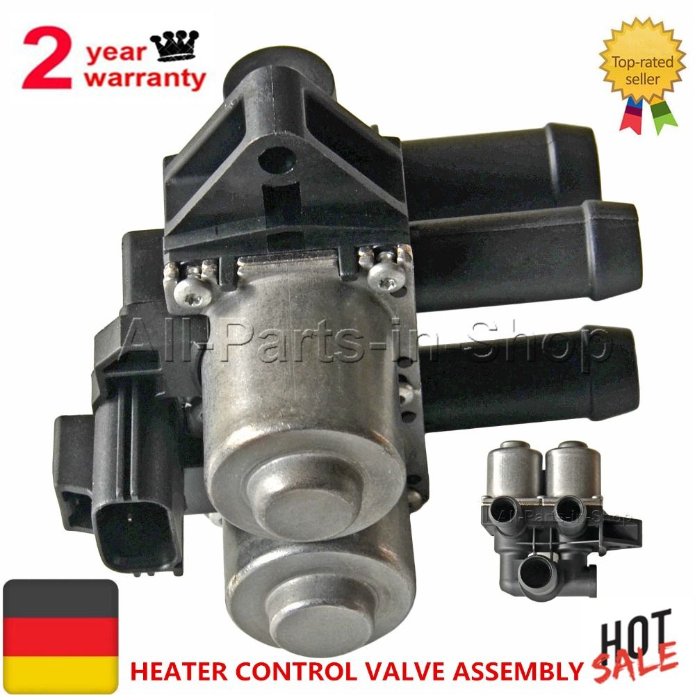 NEW HEATER CONTROL VALVE ASSEMBLY For Lincoln LS Ford Thunderbird JAGUAR S-Type XR8-40091 3 PORT TYPE XR840091 6860143 2R8H18495