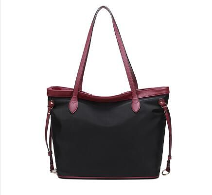 2017 hot <font><b>selling</b></font> new fashion women handbags high quality pu neverful bag free shipping