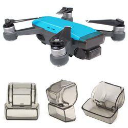Integrated Cover Cap for DJI SPARK Gimbal/ Camera/Lens Cap Guard Front 3D Sensor Screen Protector Dustproof Drone Accessories