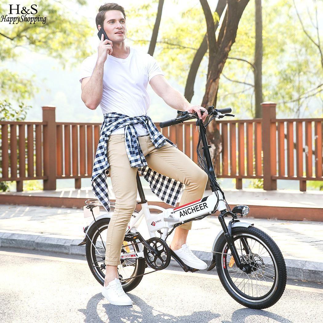 20 zoll Rad Aluminium Legierung Rahmen Faltung Mountainbike Radfahren Fahrrad