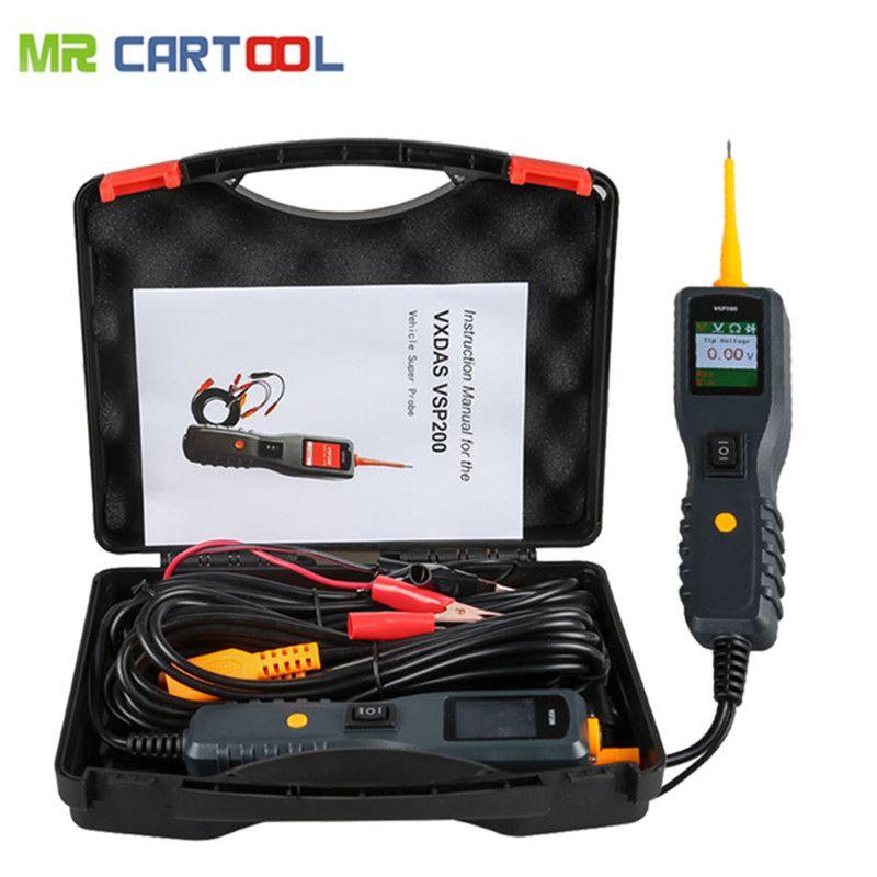 VXDAS VSP200 power probe Car Circuit Tester Electrical System Circuit Tester Car diagnostic tool