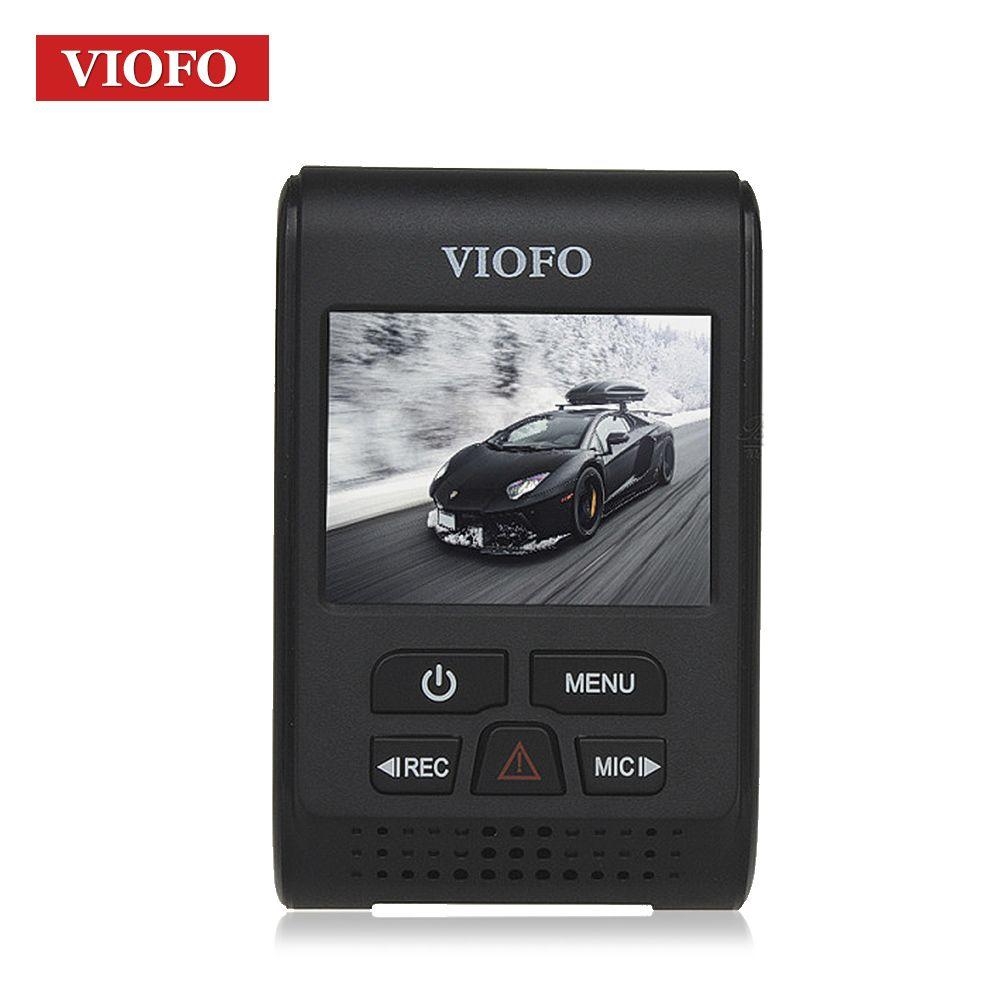 VIOFO Original A119S Car Dash Cam 2.0 LCD Screen <font><b>Super</b></font> Capacitor NT 96660 H.264 HD 1080p Car Dash Camera DVR