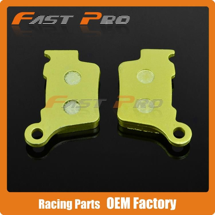 Rear Brake Pads For Husqvarna CR SM SMR TC TE WR FC FE TXC 125 250 300 310 350 360 400 410 449 450 510 511 Motocross Enduro
