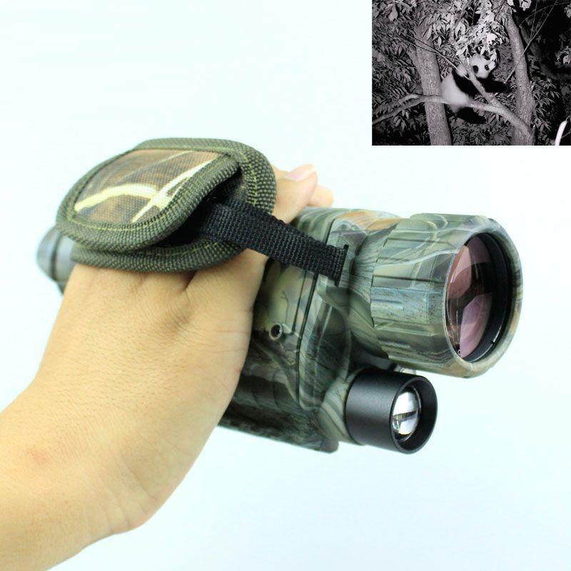 5X40 CMOS IR digital night vision kamera video recorder 200 mt volle nachtsicht monokulare nachtsicht gerät NV022