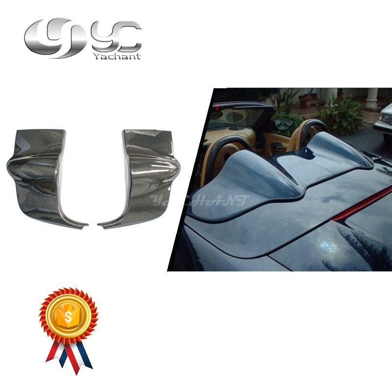 Auto-Styling Auto Zubehör Carbon Fiber Hinten Buckel Kit Fit Für 1997-2004 986 Boxster Speedster Hump Kit