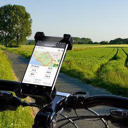 УНИВЕРСАЛЬНЫЙ BIKE держатель для сотового телефона Велоспорт Велосипедный Спорт Регулируемый держатель телефона на велосипед для iphone Samsung а...