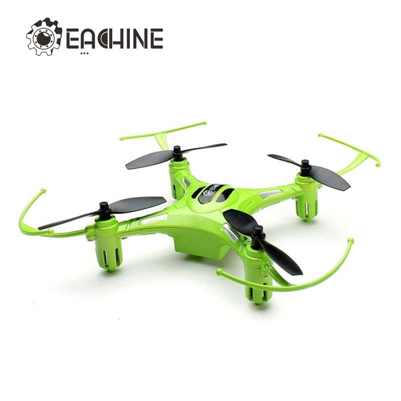 Eachine H8S 3D Mini Inverted Flight 2.4G 4CH 6Axis One Key Return RC Quadcopter RTF
