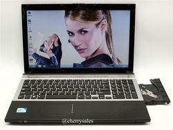8 г + 1 ТБ 15.6 дюйма i7 или Pentium Процессор быстро Сёрфинг Оконные рамы 7/8. 1 Тетрадь PC ноутбук с DVD Встроенная память для школы, дома или офиса