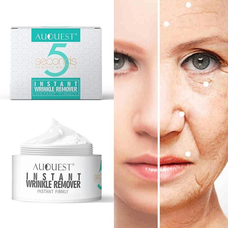AuQuest Anti-âge Anti-rides crème visage raffermissant instantané peau du visage blanchissant hydratant beauté visage crème soin de la peau 20g